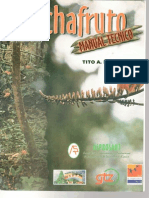 Manual Tecnico Del Chachafruto o PAJURO - TITO HERNANDEZ