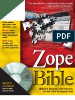 Zope Bible