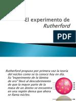 El Experimento de Rutherford
