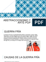 Abstraccionismo y Arte-pop (1)