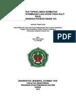 130501464 Madu Rambutan