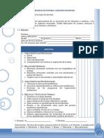 Modelos de Control y Registro Docentes