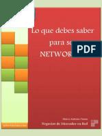 Manual Del Networker - Don Failla