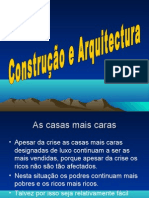 construção e arquitectura