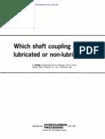 Dsic Coupling vs Gear Coupling