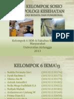 Teori Ekologi Dan Fungsional Kel 6