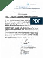 Note d Information Serminaire