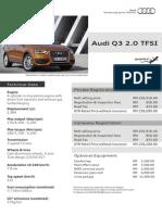 Audi Q3 PDF