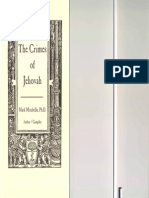 Crimes of Jehovah PDF