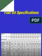 Fuel Oil Presentation