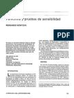 Prueba Penicilina 1999