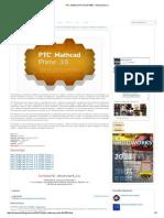 PTC Mathcad Prime 3.0 F000 - Arkanosant Co