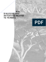 Initiatives in Forestry