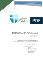 Informe 1 Topografia Aplicada