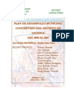 PDMC Sachaca 2004-2011