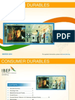 Consumer Durables March 2014