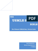 Updated Step 1 Bible (2013)