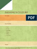 Danang's Culture