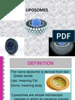 LIPOSOMES (2)