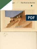 Feininger, Lyonel - The Ruin by the Sea (MOMA) (1968)