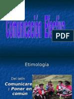 MS112 Diapositiva de Clase 9. La Comunicacion