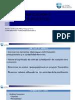 Clase 1 y 2 Planificacion y Pptos