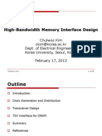 High-Bandwidth Memory Interface Design