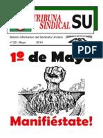 Tribuna Mayo 2014