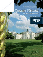 Cereale Paioase 1-16