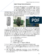 Compressed Air Systems Chapter-05 Storage Tank (Myanmar)