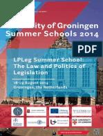 Flyer -- Summerschools