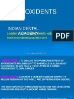 Antioxidants General Dentistry / orthodontic courses by Indian dental academy