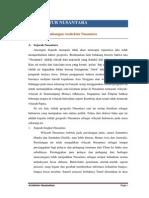 Sejarah Perkembangan Arsitektur Nusantara