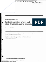 BS 5493-Protective Coating