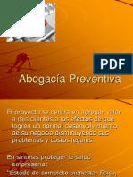 Abogacía Preventiva