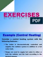 PLC Exercises