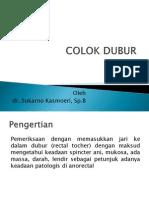 Colok Dubur