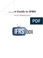 Short Guide to IFRS 2014