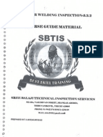 CSWIP 3.2 Preparation Course Material