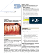 4.Gingival Recession