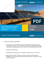 Project Financing Structures