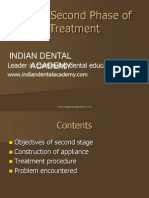 Begg Stage 2-OrTHO / orthodontic courses by Indian dental academy