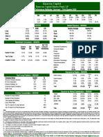 Emerson Capital Quarterly Performance - 3Q 2009