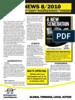 No 8 Newsletter
