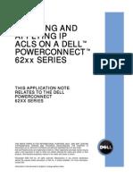 Pwcnt IP ACLs