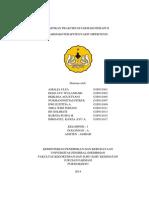 Laporan Praktikum Farmakoterapi II