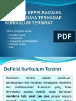 PPT EDU 3106  Implikasi Sosialbudaya