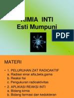 Kimia Inti (Sap10)