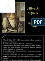 Patratul Magic Al Lui Durer