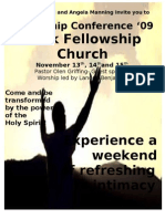 Worship Conference[1]